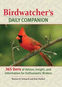 Birdwatcher's Daily Companion