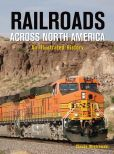 Book Cover Image. Title: Railroads Across North America, Author: Claude Wiatrowski