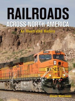 Railroads Across North America