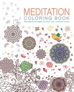 Meditation Coloring Book By Arcturus