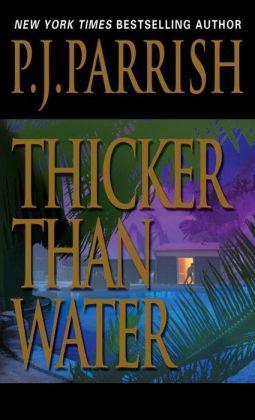 Thicker Than Water (Louis Kincaid Series #4)