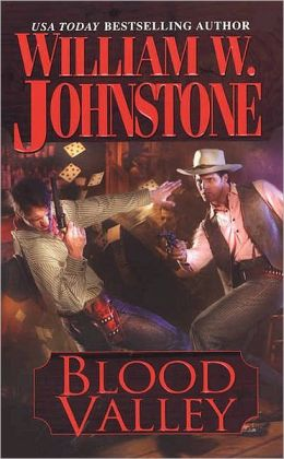 Blood Valley (Cotton Pickens Series #1)