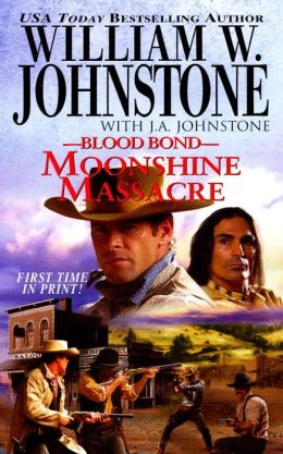 Moonshine Massacre (Blood Bond Series #14)