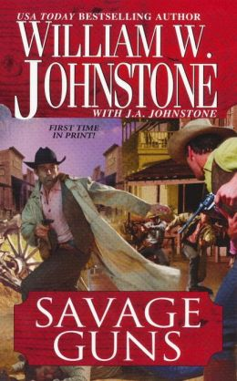 Savage Guns (Cotton Pickens Series #3)