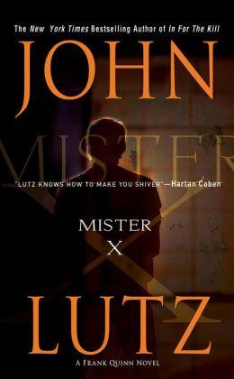 Mister X (Frank Quinn Series #5)