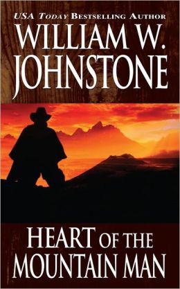 Heart of the Mountain Man (Mountain Man Series #25)