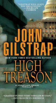 High Treason (Jonathan Grave Series #5)