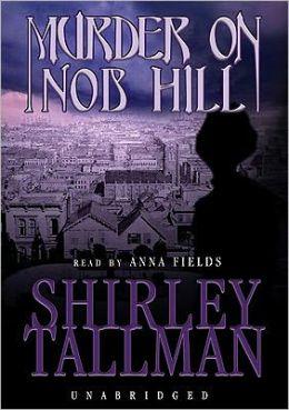 Murder on Nob Hill (Sarah Woolson Series #1)