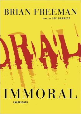 Immoral (Jonathan Stride Series #1)