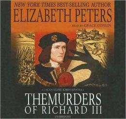 The Murders of Richard III (Jacqueline Kirby Series #2)