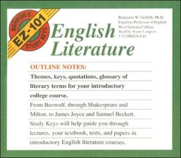 English Literature (Barron's EZ Study Keys)