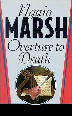 Overture to Death (Roderick Alleyn Series)