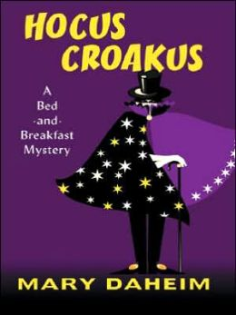 Hocus Croakus (Bed-and-Breakfast Series #19)