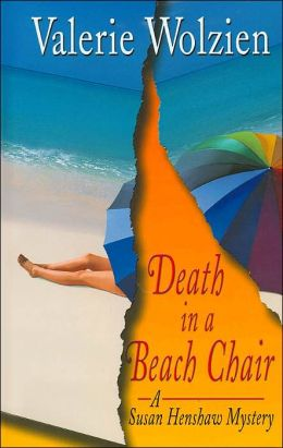 Death in a Beach Chair (Susan Henshaw Mystery Series)