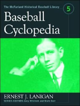 Baseball Cyclopedia