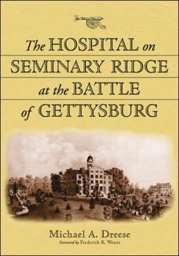 The Hospital on Seminary Ridge at the Battle of Gettysburg