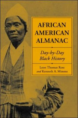 African American Almanac: Day-by-Day Black History