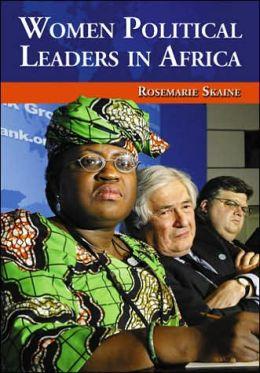 Women Political Leaders in Africa