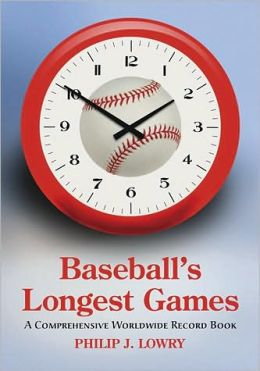 Baseball's Longest Games: A Comprehensive Worldwide Record Book