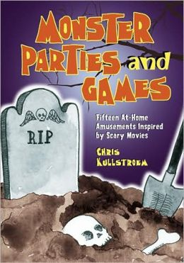 Monster Parties and Games: Fifteen Film-Based Activities