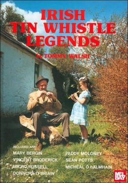Irish Tinwhistle Legends