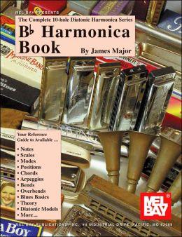 B-Flat Harmonica Book