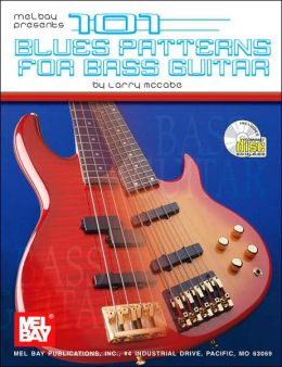 101 Blues Patterns for Bass Guitar (Book/CD)