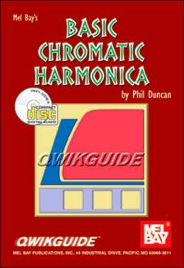 Basic Chromatic Harmonica Qwikguide