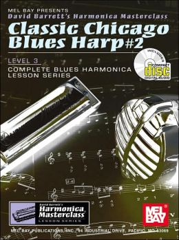 Classic Chicago Blues Harp #2