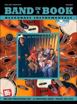 Band in A Book: Bluegrass Instrumentals Book/2-CD Set