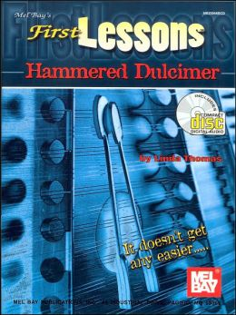 First Lessons Hammered Dulcimer (Book/CD)