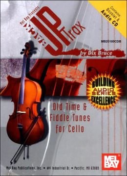 Backup Trax: Old Time and Fiddle Tunes for Cello
