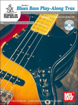 Blues Bass Play-Along Trax