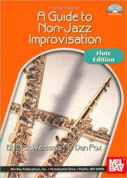 A Guide to Non-Jazz Improvisation: Flute Edition