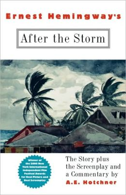 After the Storm: The Story, Plus the Screenplay and a Commentary