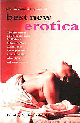 The Mammoth Book of Best New Erotica (Volume 3)