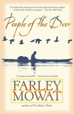 People of the Deer: Death of a People- The Ihalmiut: Volume 1