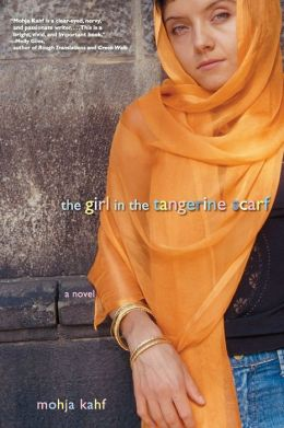 Girl in the Tangerine Scarf