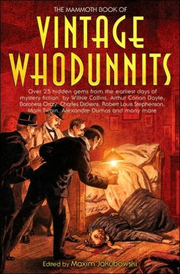 The Mammoth Book of Vintage Whodunnits