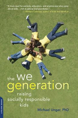 The We Generation: Raising Socially Responsible Kids