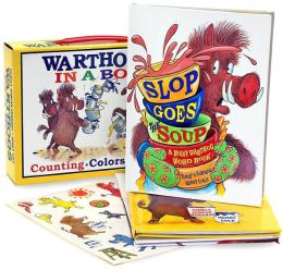 Warthogs in a Box: Counting, Colors, Sounds