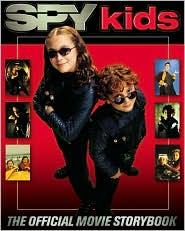 Spy Kids: Official Movie Storybook