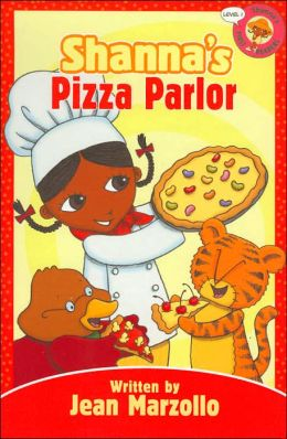 Shanna's Pizza Parlor (Shanna's First Readers Series)