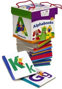 Baby Einstein: Alphabooks
