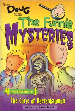 Doug - Funnie Mysteries: The Curse of the Beetenkaumun - Book #4