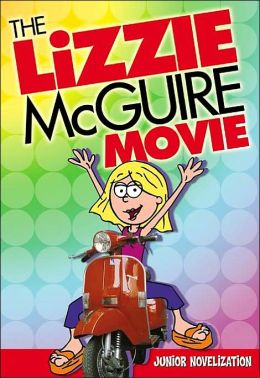 The Lizzie Mcguire Movie: Junior Novelization