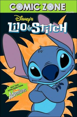 Comic Zone: Disney's Lilo & Stitch - Volume 1