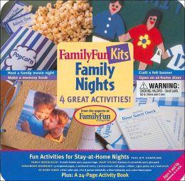 Family Fun Kits: Family Night