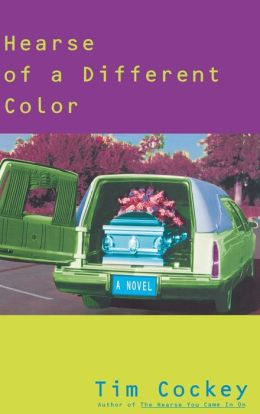 Hearse of a Different Color (Hitchcock Sewell Series #2)