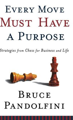 Every Move Must Have a Purpose: Strategies from Chess for Business and Life